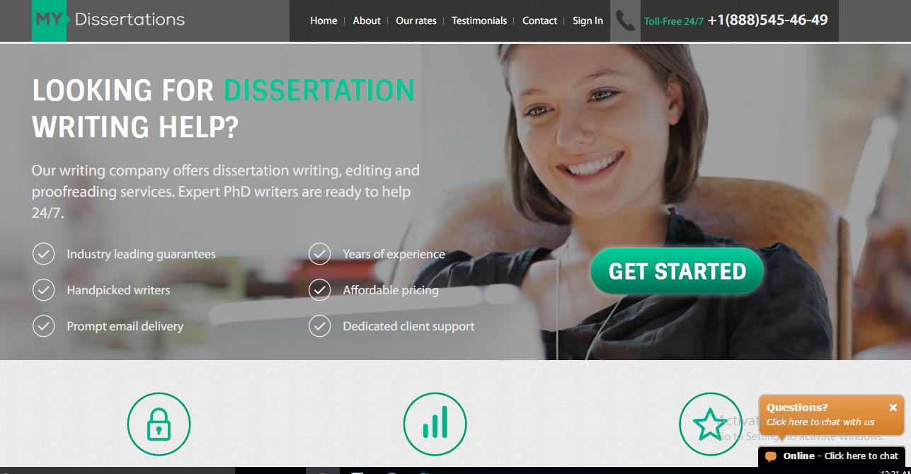 Dissertation review service delivery